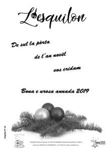 Esquilon N°130 decembre 2018
