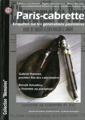 Paris-cabrette Enquête sur les générations pionnières